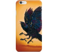 Three Eye'd Raven  iPhone Case/Skin