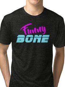 FunnyBONE 80s Nostalgia Tri-blend T-Shirt