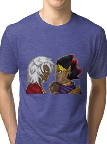 Thief King and the Pharaoh Tri-blend T-Shirt