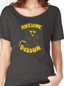Awesome-Possum Women's Relaxed Fit T-Shirt