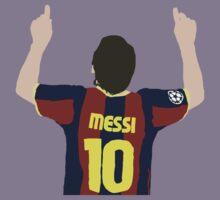 Messi 10 Kids Clothes