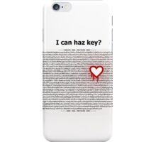 Heartbleed OpenSSL One iPhone Case/Skin