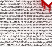 Heartbleed OpenSSL One Sticker