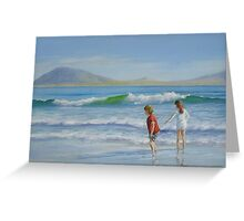 Curron Point Greeting Card