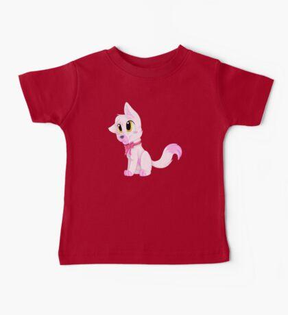 Adorable Pink Fox (FNAF Mangle) Baby Tee