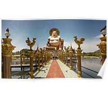 Big Buddha - Koh Samui Poster