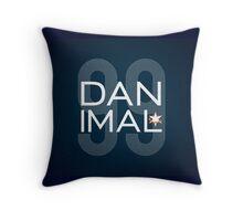 Danimal Throw Pillow
