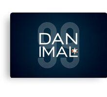 Danimal Canvas Print