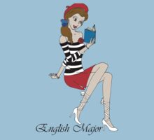 Disney English Major by Tokyodoll13