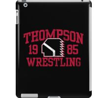 Thompson Wrestling iPad Case/Skin