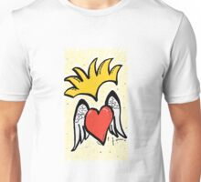 Royal Heart Unisex T-Shirt