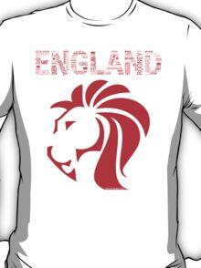 Three Lions World Cup 2014 T-Shirt