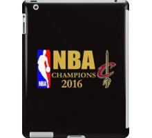 The Champions NBA 2016  iPad Case/Skin