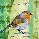 Joy Bird by Eva C. Crawford