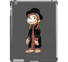 Curious Boy George iPad Case/Skin