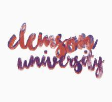 Clemson University Kids Tee