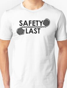 Safety Last (Safety Wire) Shirt T-Shirt
