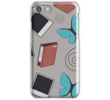 Life Is Strange Pattern iPhone Case/Skin