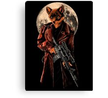 You're Next Ba....ng Canvas Print