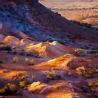 The BreakaWays, Coober Pedy (1) by Normf