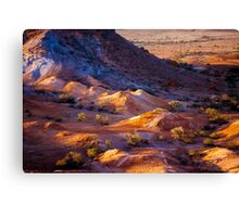 The BreakaWays, Coober Pedy (1) Canvas Print