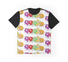 fruits Graphic T-Shirt