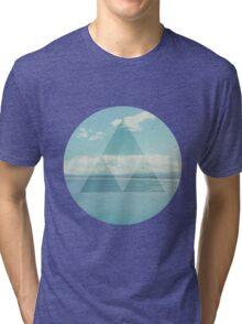 Beach View Tri-blend T-Shirt