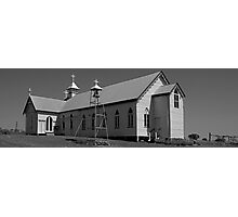St Patricks Church - Ravenswood - North Queensland Photographic Print
