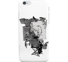 Alfred Hitchcock iPhone Case/Skin