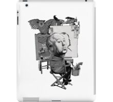 Alfred Hitchcock iPad Case/Skin