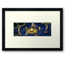 Chrono Trigger - Fiona's Forest Framed Print