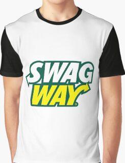 SWAGWAY Graphic T-Shirt