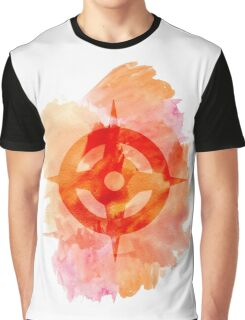 Hoshido Royal Crest Watercolor Graphic T-Shirt