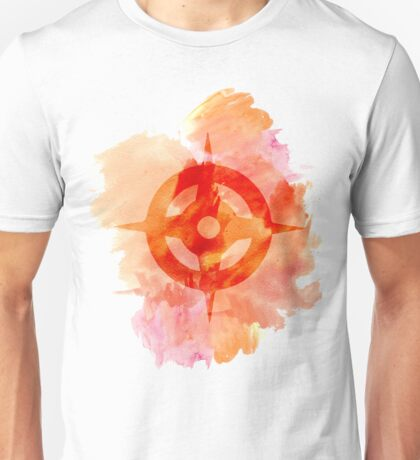 Hoshido Royal Crest Watercolor Unisex T-Shirt