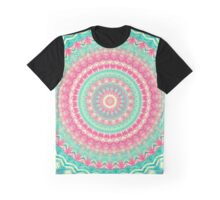 Mandala 092 Graphic T-Shirt