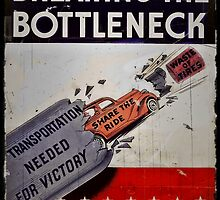 Breaking the Bottleneck WWII by dianegaddis