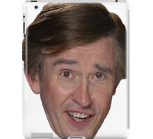 Alan Partridge Face iPad Case/Skin