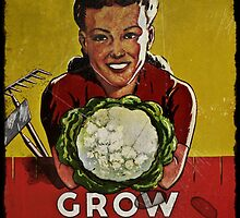 Grow Your Own Veggies by dianegaddis