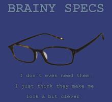 Brainy Specs by ideedido
