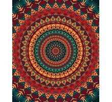 Mandala 093 Photographic Print