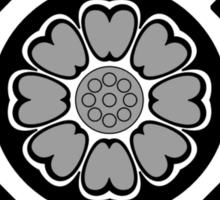 Dharma Initiative White Lotus Sticker