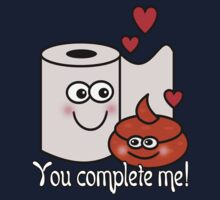 You Complete Me! Kids Clothes