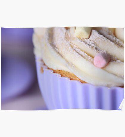 Teacup Cupcake Poster