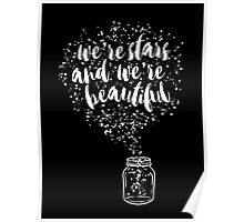 we're stars Poster