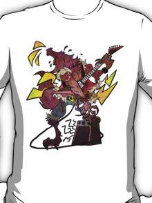 WEREWOLF ROCK GOD T-Shirt