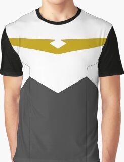 Paladin Armor - Yellow Graphic T-Shirt