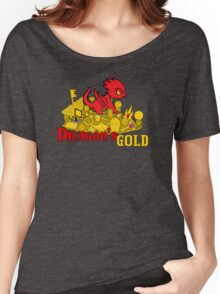 Dragon's Gold Women's Relaxed Fit T-Shirt