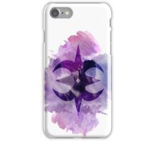 Nohr Royal Crest Watercolor iPhone Case/Skin