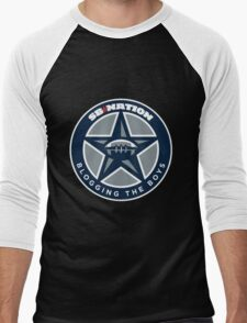 dallas cowboys Men's Baseball ¾ T-Shirt