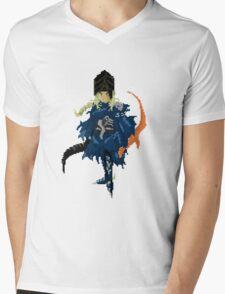 Pixel Souls - Lord's Blade Ciaran  Mens V-Neck T-Shirt